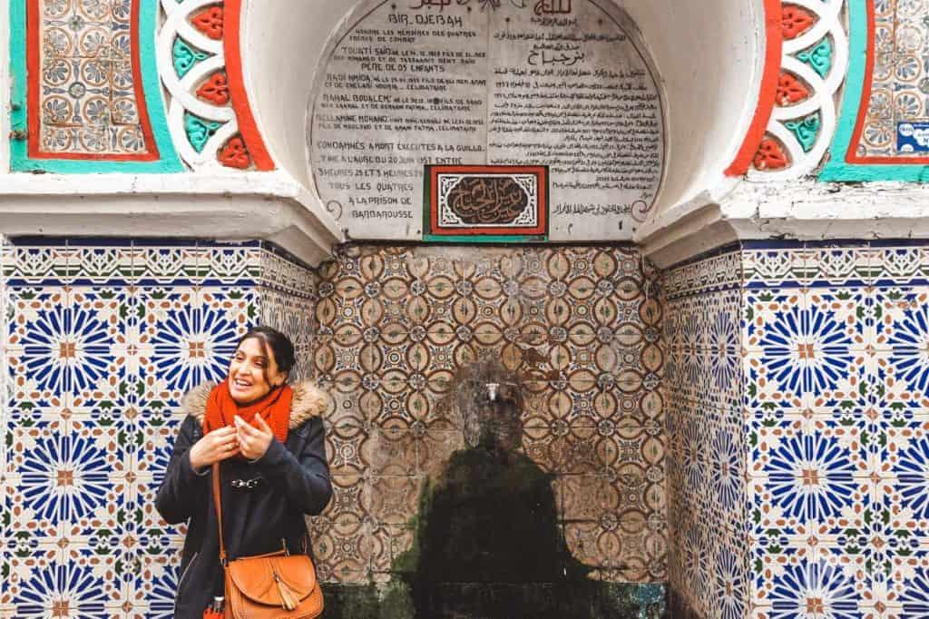 Návšteva Kasbah