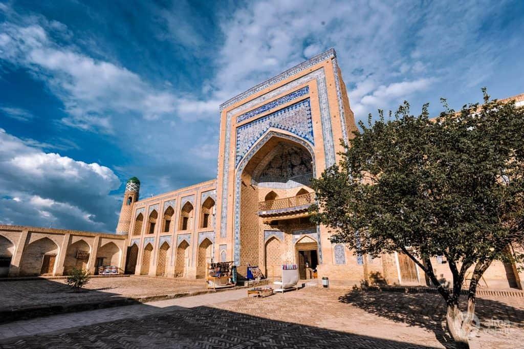 Madrassa Mohammed Rakhim Khan, Khiva