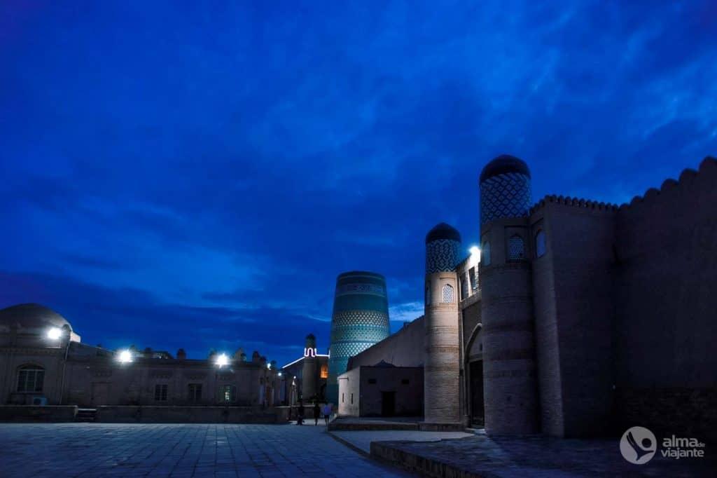 Minarete Kalta-minor, Khiva