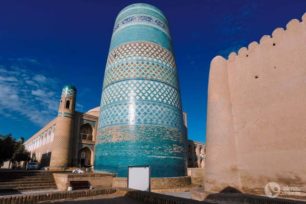 Patrimoine mondial en Ouzbékistan: Khiva