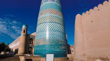 Navštívte Khiva