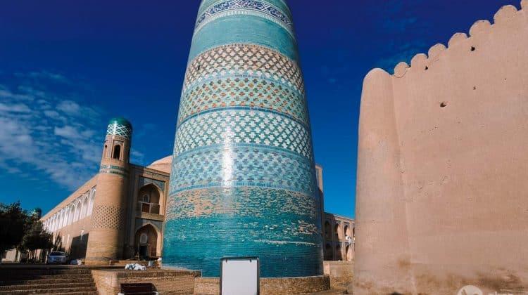Apmeklējiet Khiva