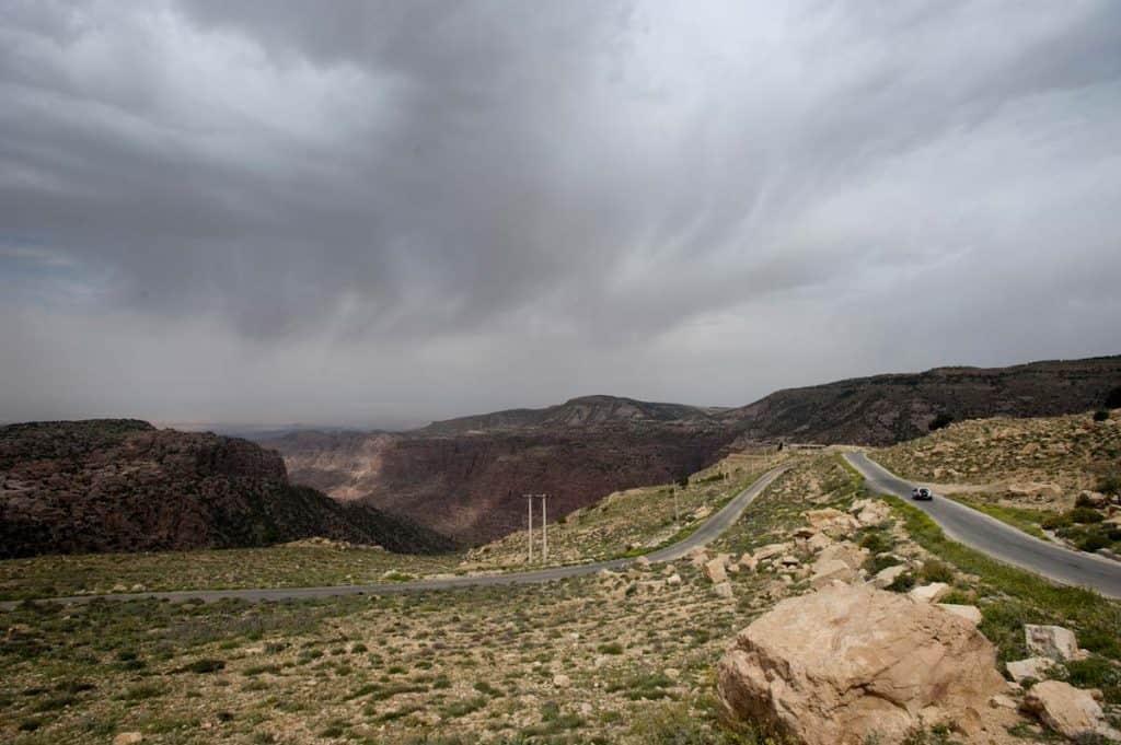 Kings Highway, Jordânia