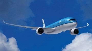 KLM, A350-900