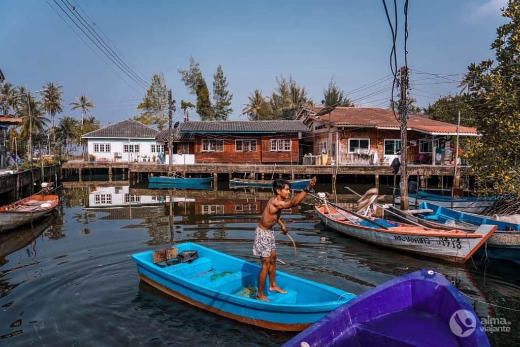 Klong Mard, Koh Kood (Golfo da Tailândia)