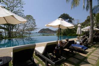 Luksuzno odmaralište u Koh Lanti, Tajland