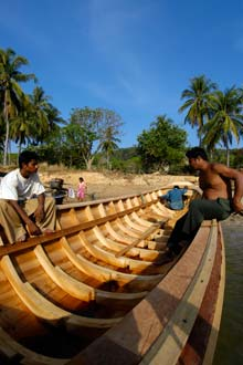 Building Fishing Boats