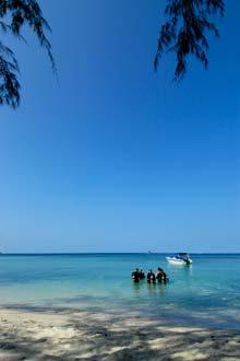 Mergulho em Koh Tao, Tailândia