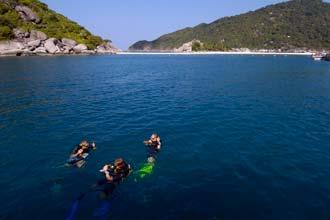 Mjesto za ronjenje u Nangyuan