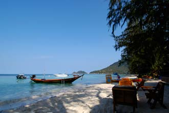 Praia Sairee, Koh Tao