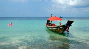 Plaža u Koh Tao, Tajland
