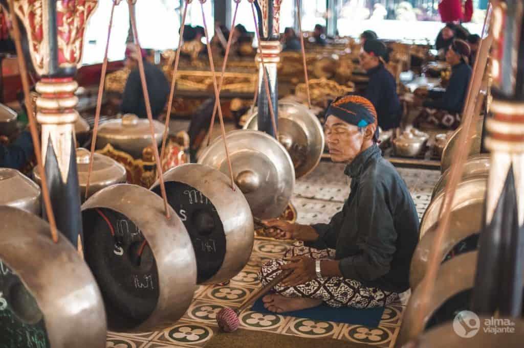 Orquestra de gamelão, Yoyakarta