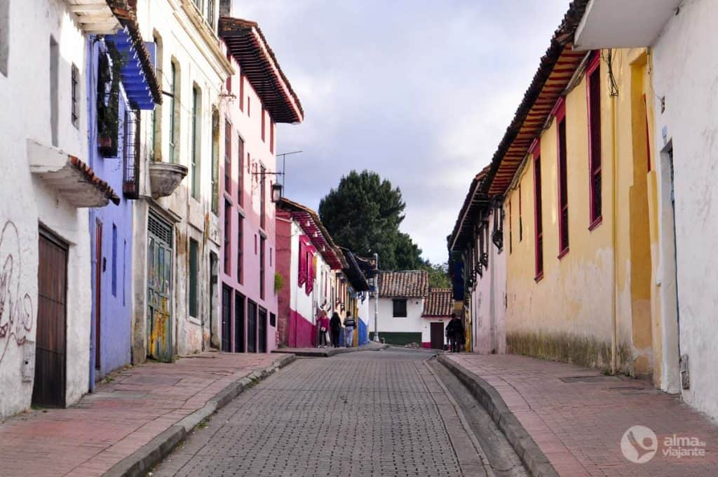 Naabruskond La Candelaria, Bogota