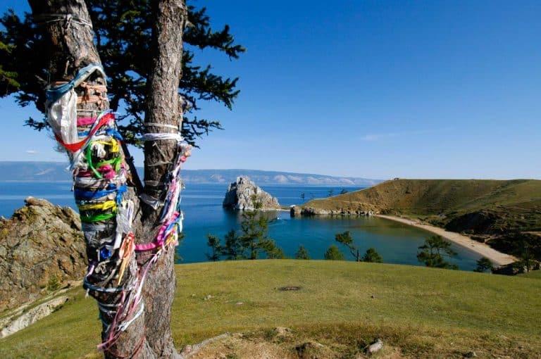 Património Mundial na Rússia: Lago Baikal