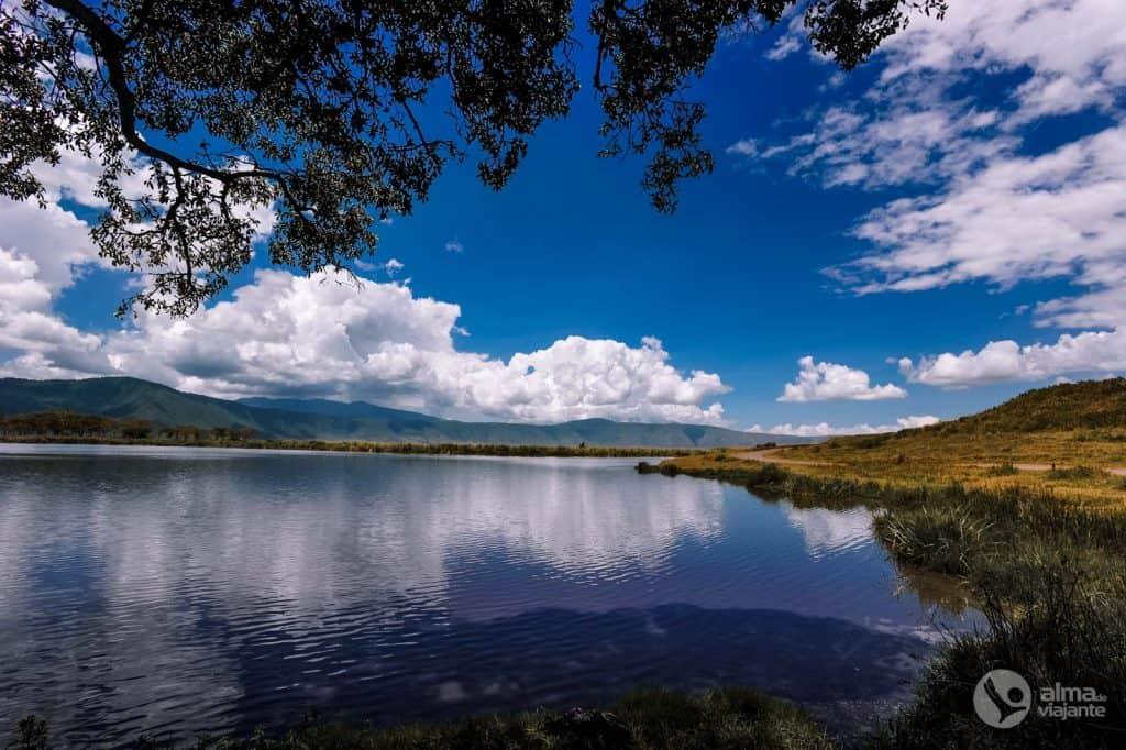 Safari Ngorongoro mieste