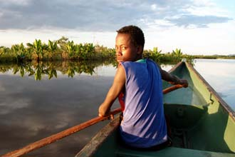 Lago de Betaikoho, Madagáscar