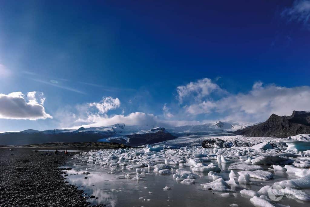 Glacera Vatnajökull