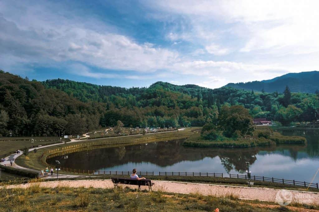 O que fazer em Brasov: Lacul Noua, Brasov