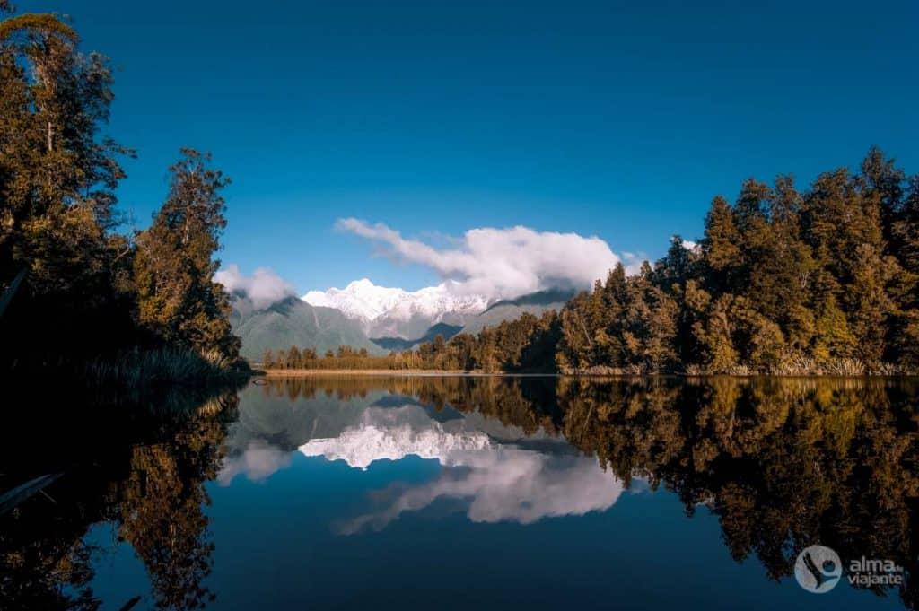 Jezero Matheson