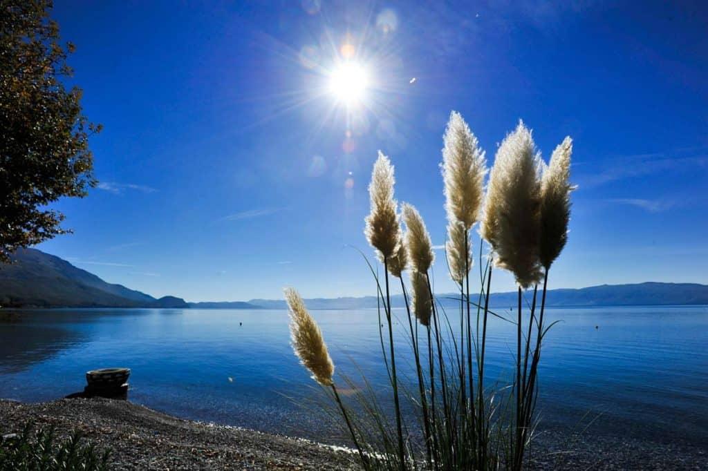 Lagadin, Ohrid