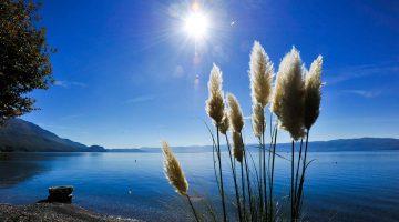 Lago Ohrid, paixão ao primeiro olhar