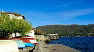 Como ir de Ohrid (Macedónia) para Berat (Albânia)