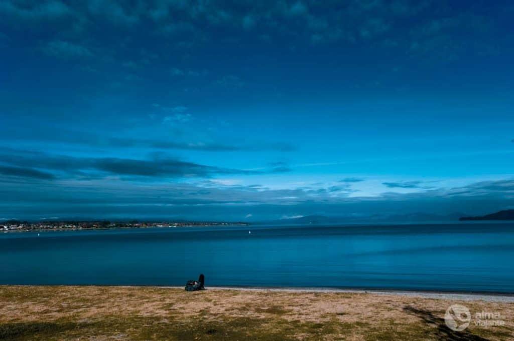 Lago Taupo, Nova Zelândia