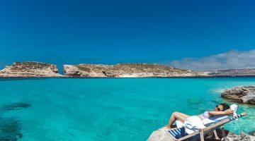 As melhores praias de Malta