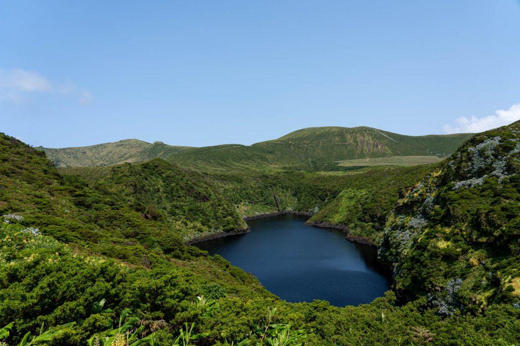 O que fazer nas Flores: visitar Lagoa Comprida