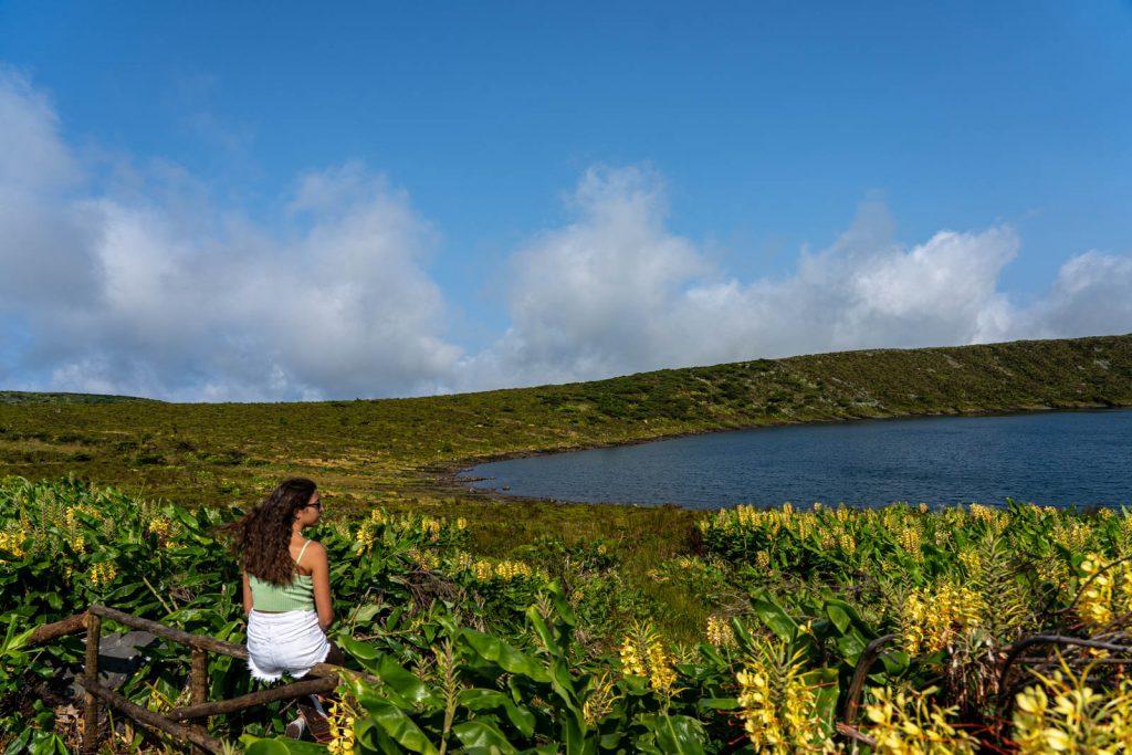 O que fazer nas Flores: Lagoa Rasa