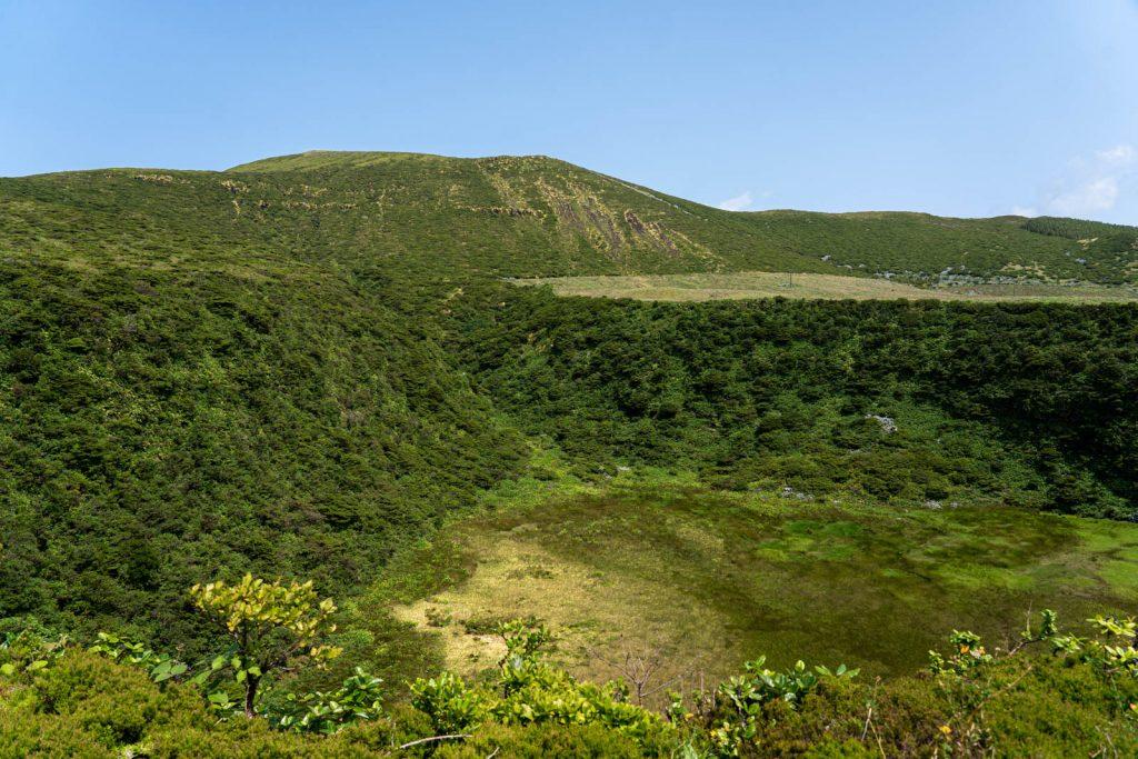 Lugares a visitar nas Flores: Lagoa Seca