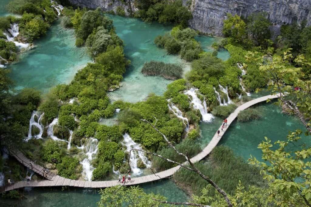Património Mundial na Croácia: Plitvice