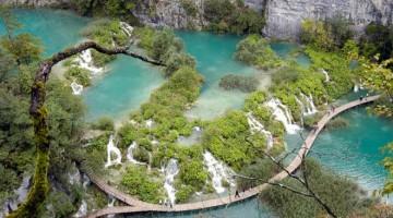 Zagreb e lagos Plitvice