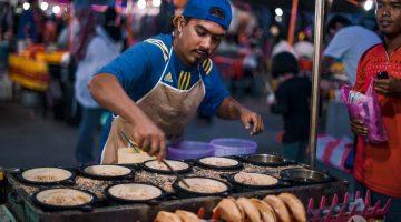 Um carrossel de sabores num mercado noturno de Langkawi (Pikitim #17)