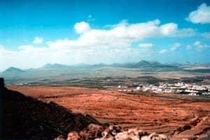 Teguise, ilha de Lanzarote