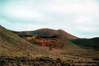 Timanfaja nacionālais parks, Lanzarote