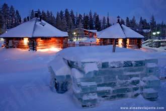 Sauna finlandesa em Ruka
