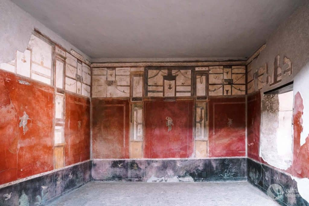 Lavandaria de Stephanus, Pompeia