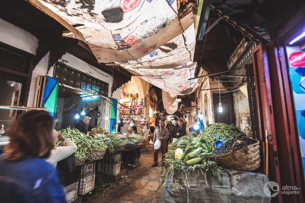 Mercati a Fez