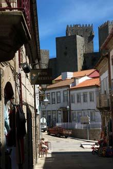 Centro histórico de Montalegre