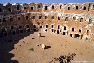 Forte berbere de Qsar Hajj, Líbia