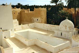 Ghadamés, Líbýu