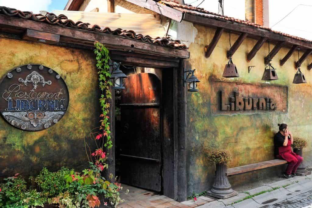 Melhores restaurantes de Pristina: Liburnia