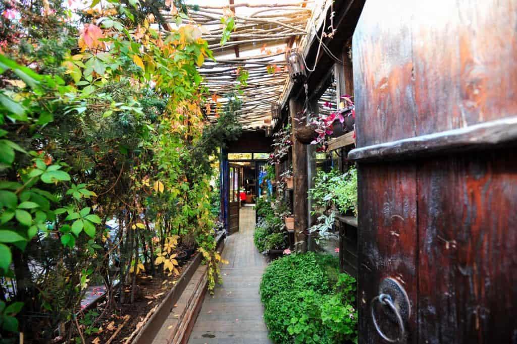 Restaurante em Pristina