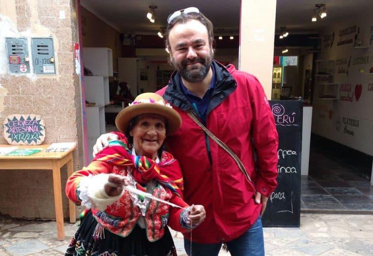 Viver em Lima: Luis Novais