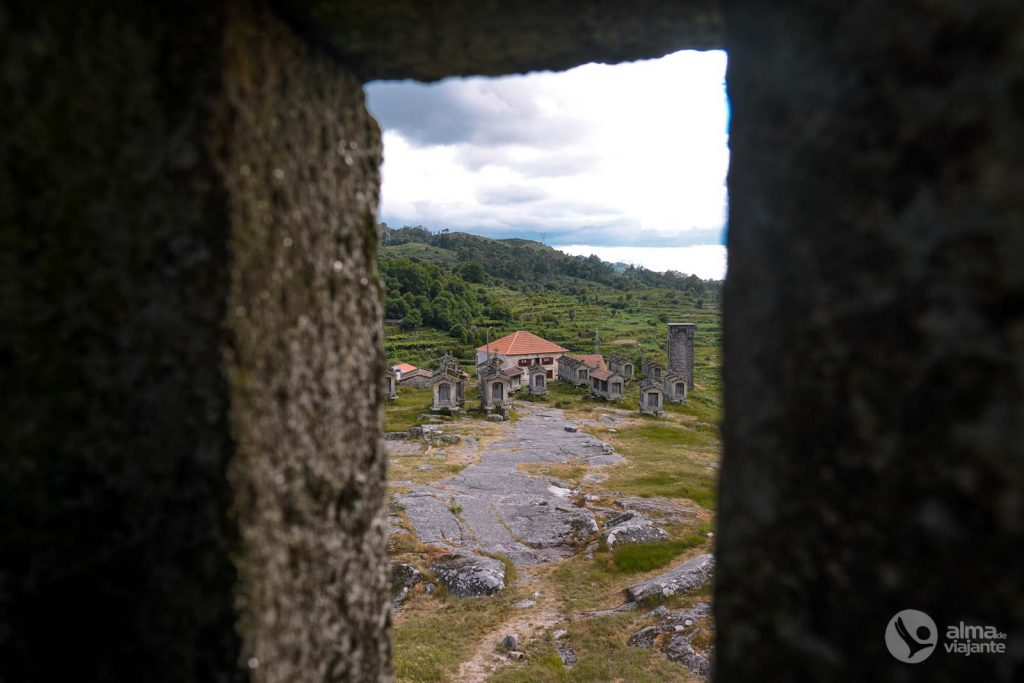 O que fazer em Lindoso: visitar o castelo