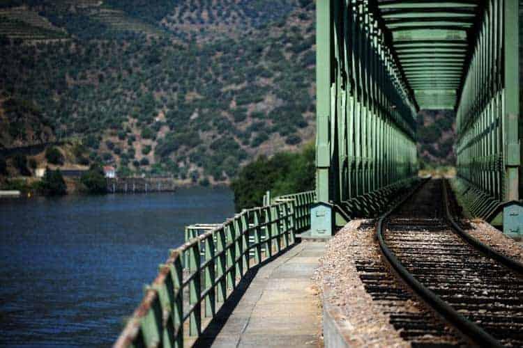 Douro Line, Portúgal