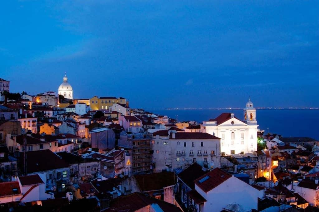 Hol szálljon meg: Baixa de Lisboa