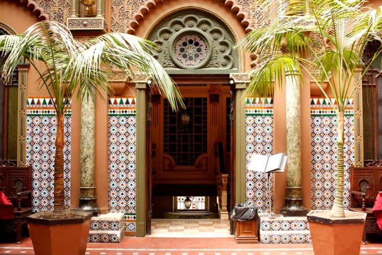 Casa do Alentejo, em Lisboa