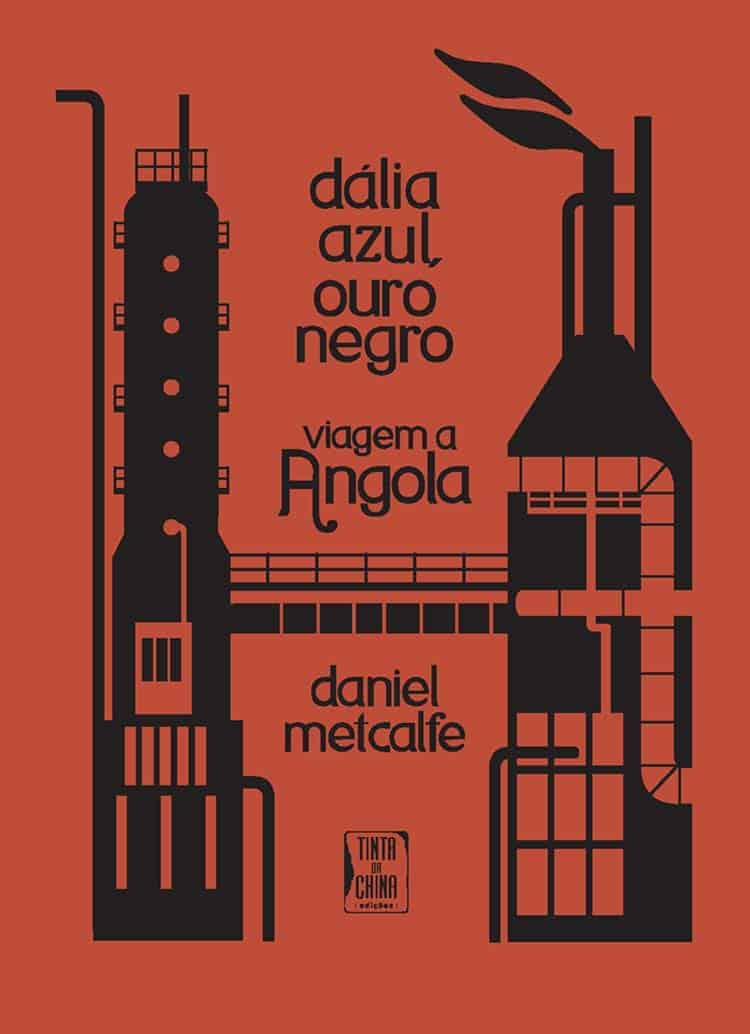 Dália Azul, Ouro Negro - Daniel Metcalfe